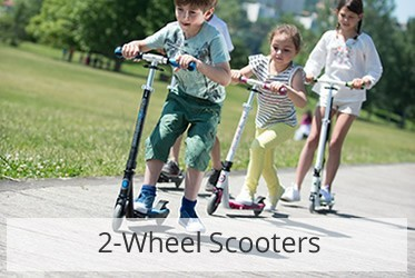 Globber 2-Wheel Scooters