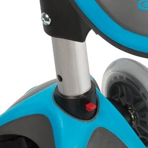 Evo 4-in-1 Plus adjustable saddle height