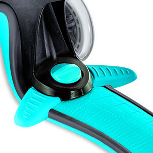 Evo 5-in-1 Detachable footrest