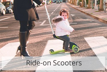Globber Ride-on Scooters