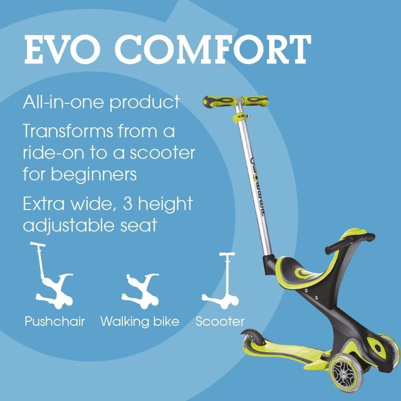 Globber Evo Comfort